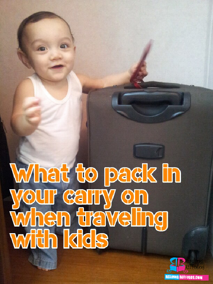 What to pack travel kids - readingruffolos 1