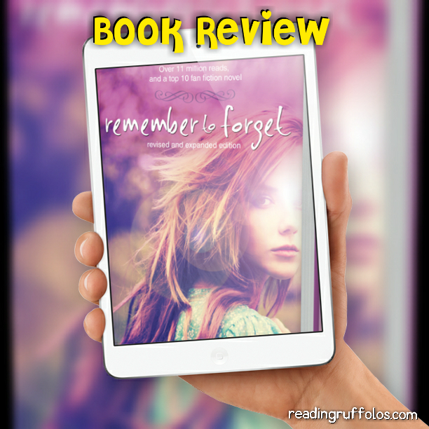 Remember to forget - review - readingruffolos