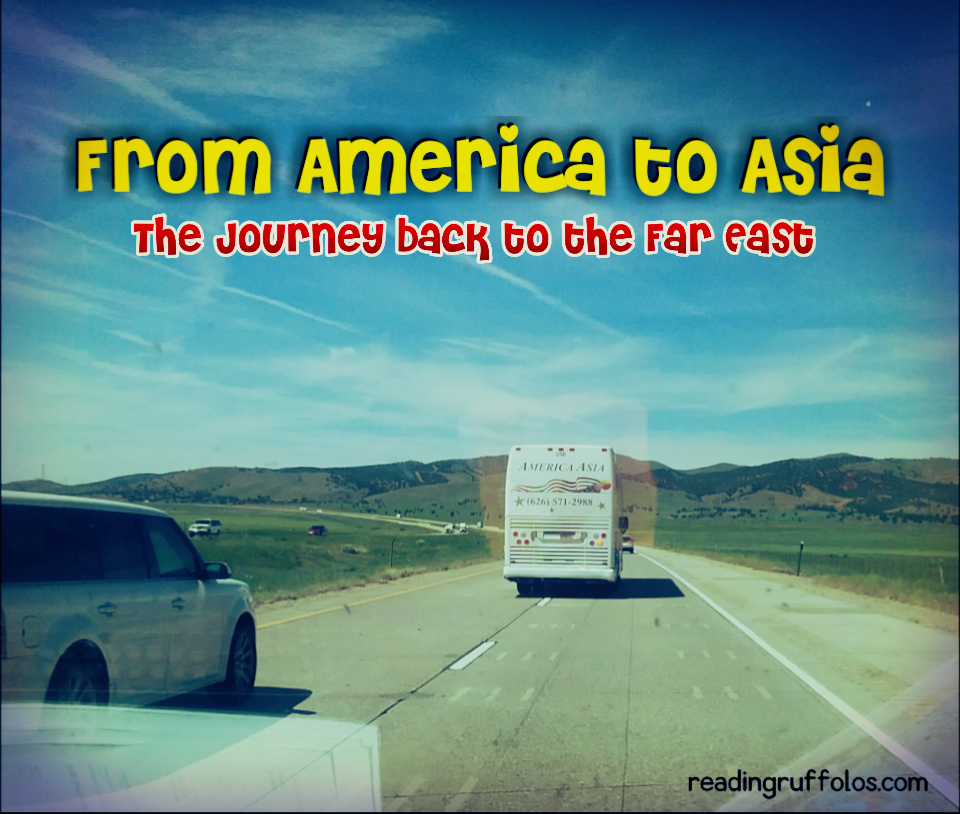 From america to asia - readingruffolos