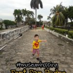 #museumhopping Fort San Pedro